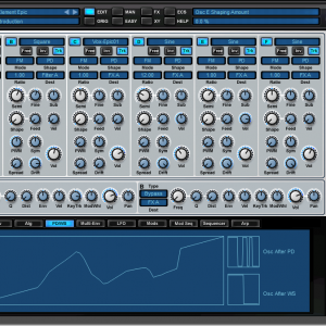 Rob Papne Blue II