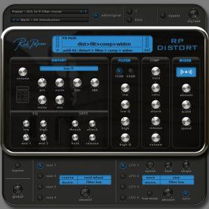 RP-Distort