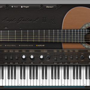 AGL (Ample Guitar L)