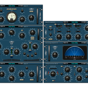 Blue Tubes Effects Pack