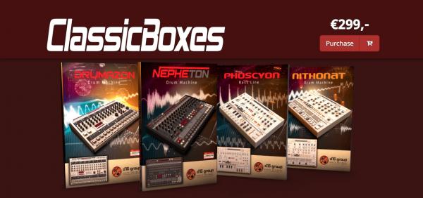 D16 Classic Boxes