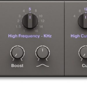 Enhanced EQ