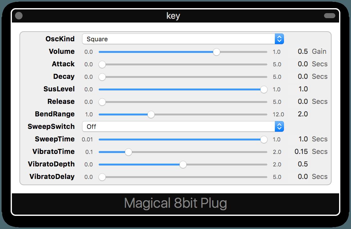Magical 8bit Plug
