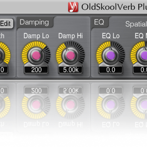 OldSkoolVerb Plus