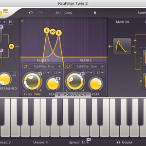 FabFilter Twin